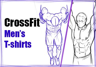 Men's CrossFit T-shirts