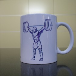 Mug Weightlifting