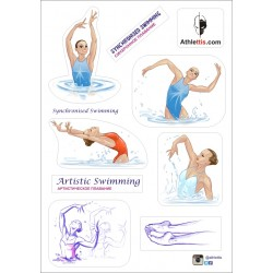 artistic_swimming_stickers